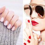 Bonton delle unghie, smalto rosa chiaro ballerina di chanel, editoriali smalti
