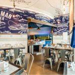 the fisherman burger roma, dove mangiare a roma, migliori locali di pesce roma,lobster roll roma