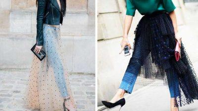 Gonna di tulle 2017: ecco come fare se proprio vuoi indossarla