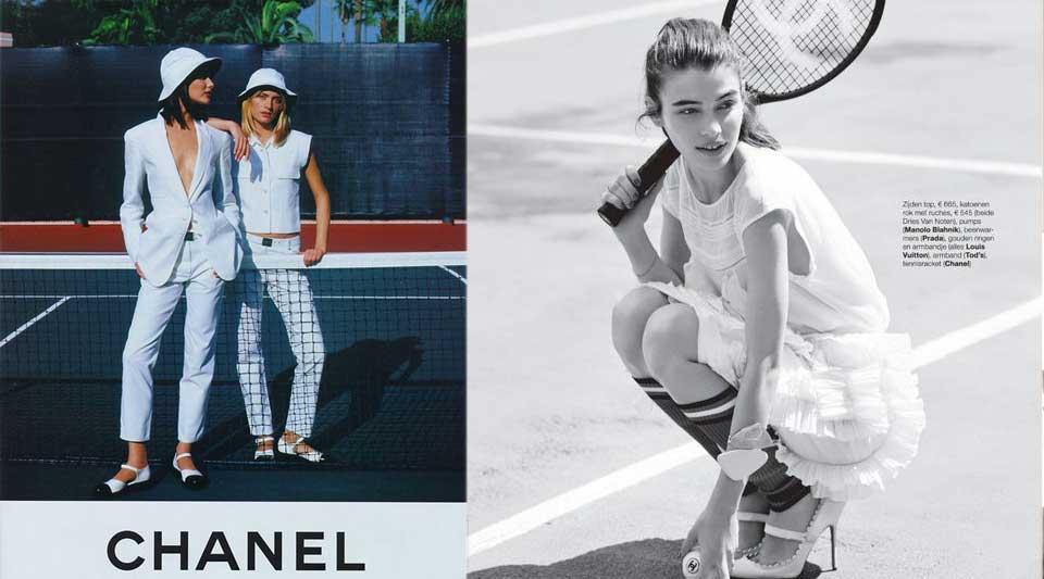 Giocare a tennis, completini tennis, migliori look tennis vintage, come mi vesto per giocare a tennis