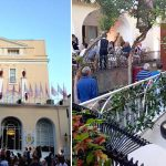 Chanel fa ballare Capri, new opening in Capri