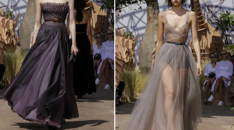 dior-e-haute-couture-autunno-inverno-2017, maria grazia chiuri e la sua ultima sfilata, dior e la nuova epoca,