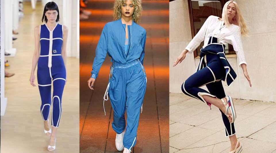 Uscire con la tuta: quando la moda ci viene in aiuto