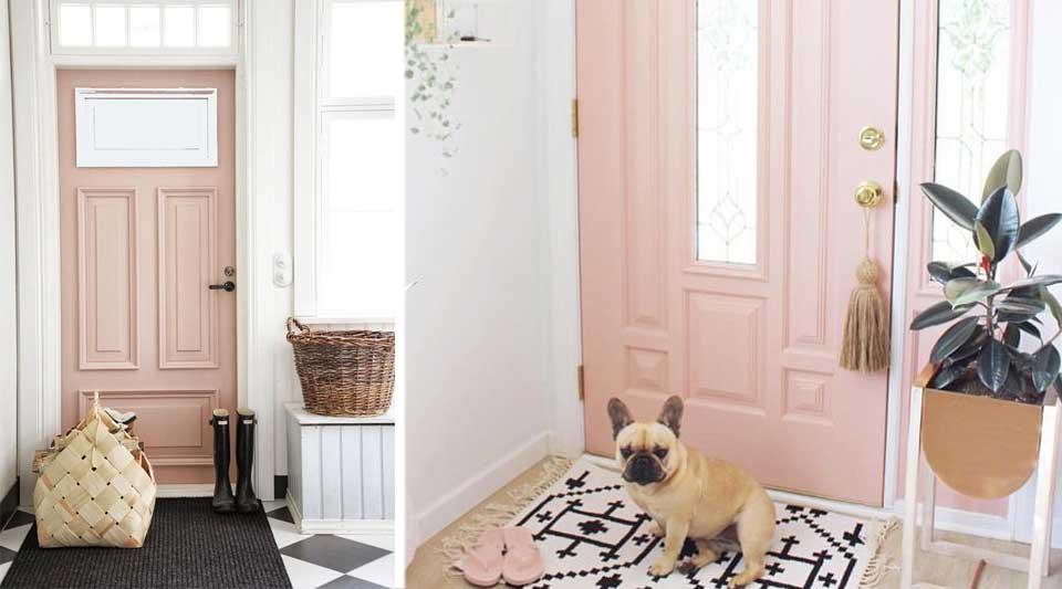 Blush rosa arredamento, come usare il rosa per arredare,