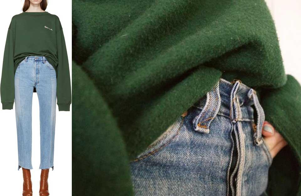 Ispirazione verde 192: la maglia verde