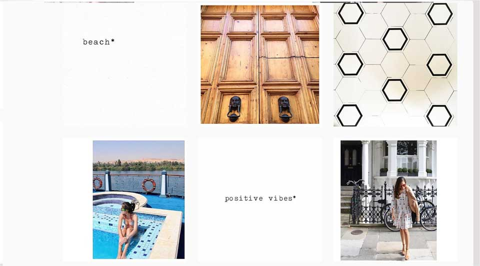 Account Instagram 2017, trucchi oer un account instagram di successo, marinella rauso, ilovegreeninspiration instagram account