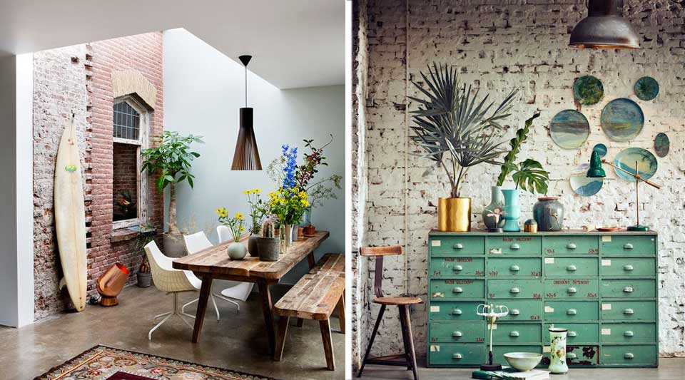 Green inspiration 190. Let's add green to your interior