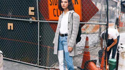 """Come ci si veste alla fashion week. Da """"femministe""""! I primi look da NYC"""
