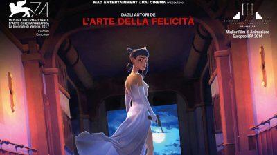 Film animazione Venezia 74: la Gatta Cenerentola. La fiaba diventa noir