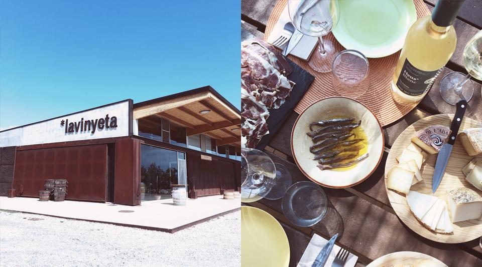 Catalunya experience, gastrotrip in catalunya, cellar la vinyeta, visit costa brava