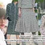 Dior Chanel fashion sharing, dior haute couture 2018, chanel haute couture 2018, balla mask beauty dior