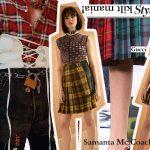 Kilt trend, le kilt brand, le kilt by samanta Mc Coach, best British designers