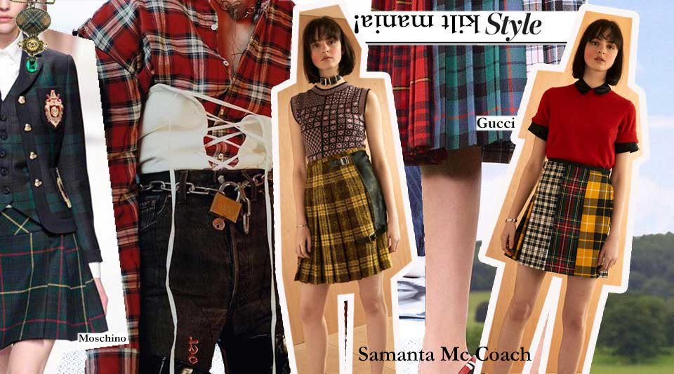 Kilt trend: British do it great. From Mackintosh to McCoach