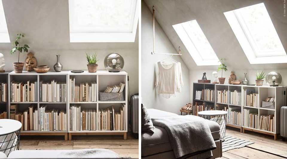 Librerie basse design , come arredare con i libri, consigli per arredare casa