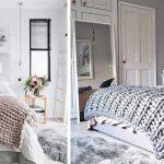 Camera da letto piccola, migliori soluzioni per arredare una camera da letto piccola, come decorare casa