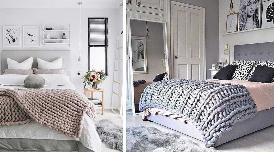 Small bedroom design: space-saving solutions to furnish it