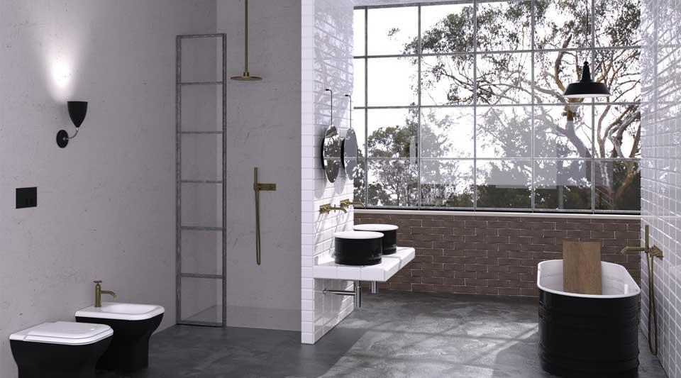 Arredo bagno colombo accessori per un bagno di design - Accessori bagno colombo ...