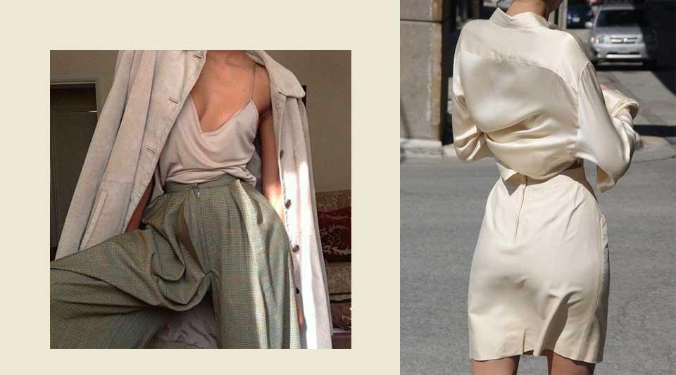 Colori neutri 2018 il guardaroba perfetto per l 39 estate for Essere minimalisti
