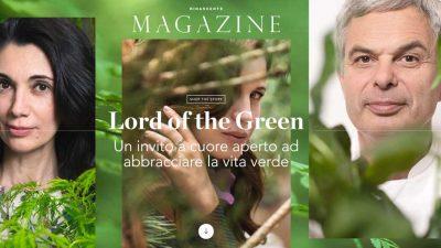 The Green Life in Rinascente, l'ispirazione verde che ha invaso la città