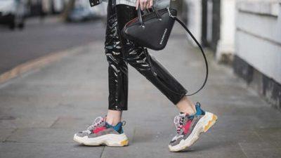 Balenciaga Triple S, le sneakers che nessuno ama a prima vista